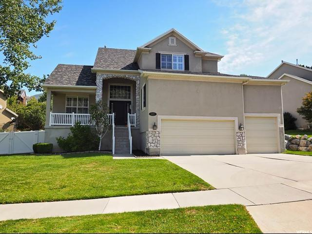 14017 S New Saddle Rd E, Draper, UT 84020 (#1481375) :: William Bustos Group | Keller Williams Utah Realtors