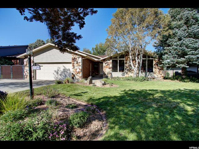 11498 S High Mountain Dr, Sandy, UT 84092 (#1481393) :: Action Team Realty