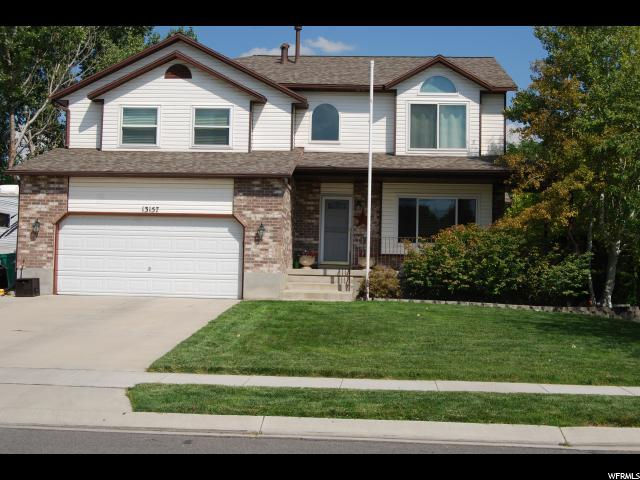 13157 S 2615 W, Riverton, UT 84065 (#1481465) :: Action Team Realty
