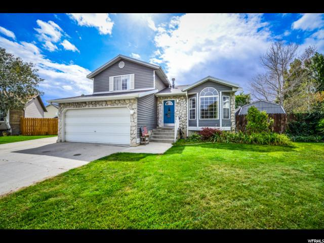 8196 S 2360 W, West Jordan, UT 84088 (#1481602) :: KW Utah Realtors Keller Williams