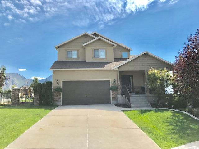 11832 N 6260 W, Highland, UT 84003 (#1481604) :: Action Team Realty