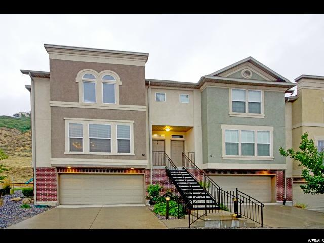 12 E Ann Arbor Dr S, Draper, UT 84020 (#1481607) :: William Bustos Group | Keller Williams Utah Realtors