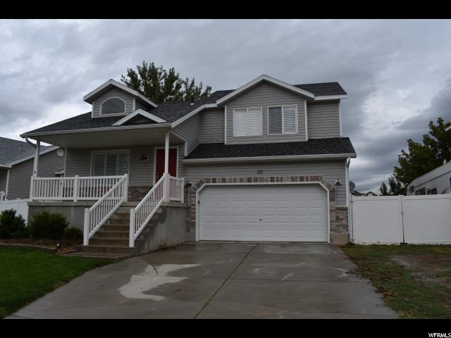 318 W 13165 S, Draper, UT 84020 (#1481647) :: William Bustos Group | Keller Williams Utah Realtors