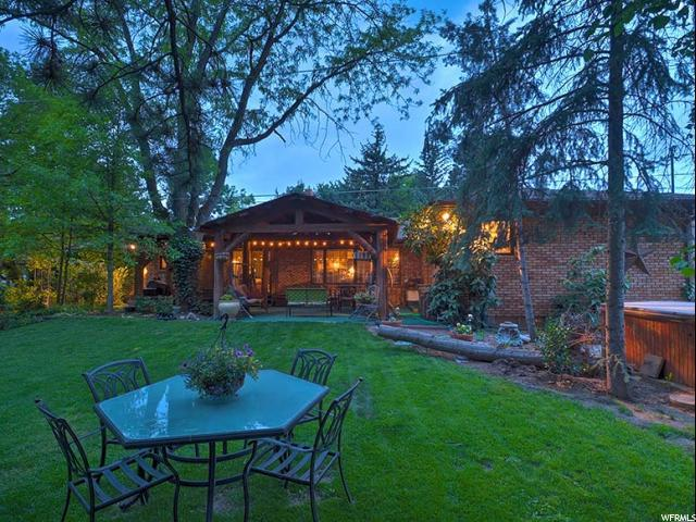 1720 E 6400 S, Murray, UT 84121 (#1481677) :: Home Rebates Realty