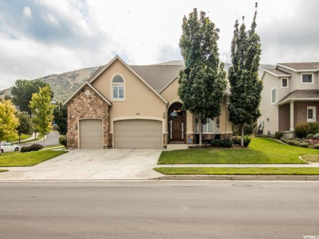 348 E Manilla Dr, Draper, UT 84020 (#1481687) :: William Bustos Group | Keller Williams Utah Realtors