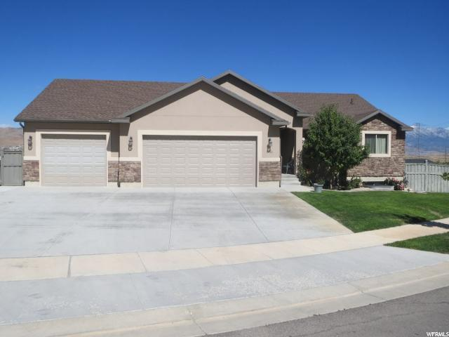 3111 E Loch Doon Ln, Eagle Mountain, UT 84005 (#1481698) :: Action Team Realty