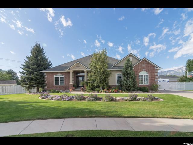 5352 W Wing Pl N, Highland, UT 84003 (#1481752) :: The Utah Homes Team with HomeSmart Advantage