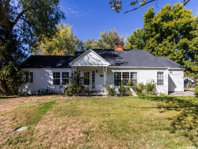 945 E Vine, Murray, UT 84121 (#1481790) :: Home Rebates Realty