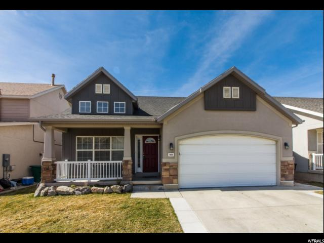7466 S Brook Maple Dr W, West Jordan, UT 84088 (#1481816) :: KW Utah Realtors Keller Williams