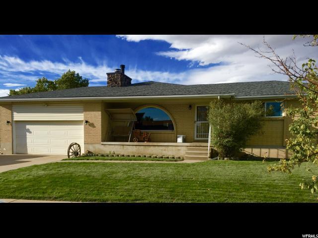 4512 W 3245 S, West Valley City, UT 84120 (#1481867) :: William Bustos Group | Keller Williams Utah Realtors