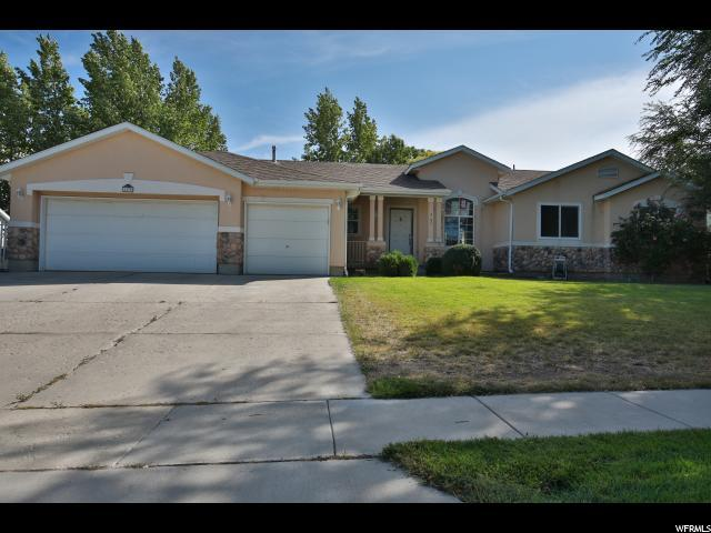 5495 W Windmill Dr S, West Jordan, UT 84081 (#1481921) :: KW Utah Realtors Keller Williams