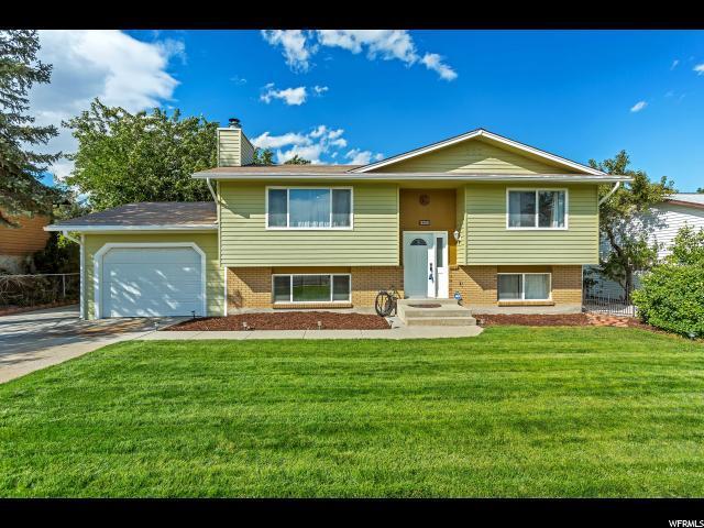 5260 W Cherrywood Ln S, West Valley City, UT 84120 (#1481942) :: William Bustos Group | Keller Williams Utah Realtors