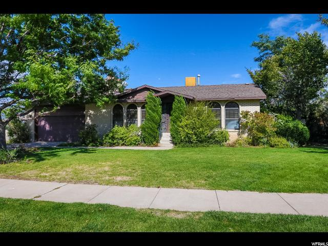 5867 Jonquil Dr, Taylorsville, UT 84118 (#1481950) :: William Bustos Group | Keller Williams Utah Realtors