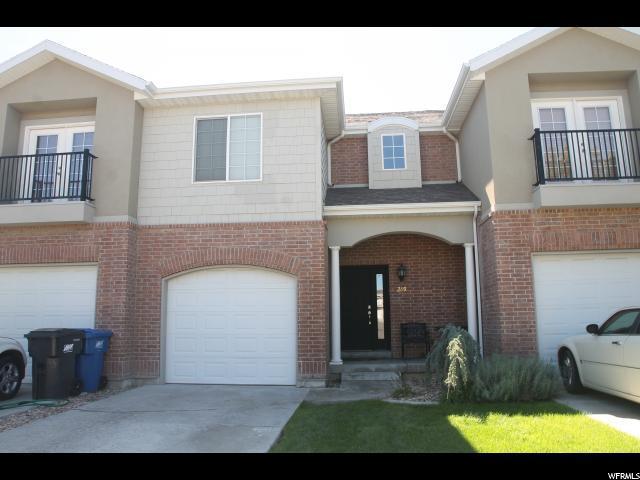 269 E Sunshine Dr, Saratoga Springs, UT 84045 (#1481964) :: The Utah Homes Team with HomeSmart Advantage