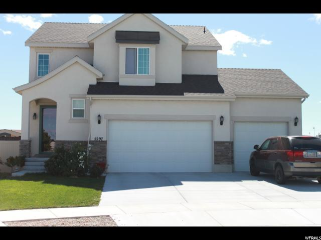 5297 W Halton Ln, West Valley City, UT 84120 (#1481975) :: Home Rebates Realty