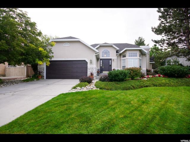 7919 S Broken Ridge Dr, Sandy, UT 84094 (#1481978) :: The Utah Homes Team with HomeSmart Advantage