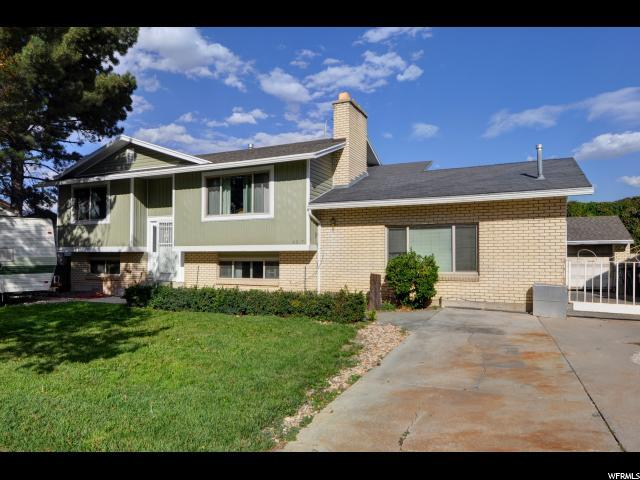 4217 S Bluebird Dr, West Valley City, UT 84120 (#1481980) :: Home Rebates Realty