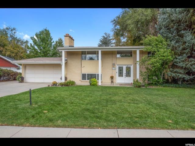 1345 E 5360 S, Murray, UT 84117 (#1481985) :: Home Rebates Realty