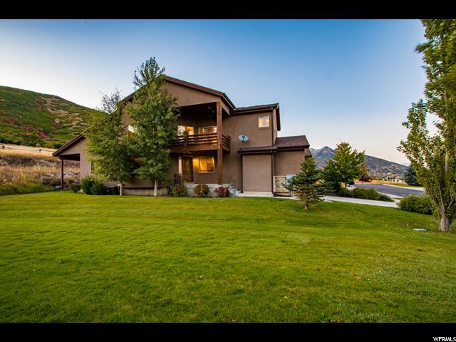 519 Ranch Way #9, Midway, UT 84049 (MLS #1482054) :: High Country Properties