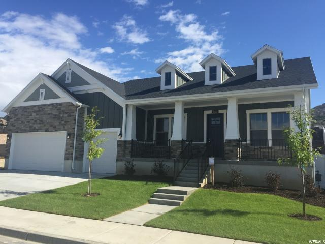 1022 E Deer Heights Ct Lot315, Draper, UT 84020 (#1482077) :: Home Rebates Realty