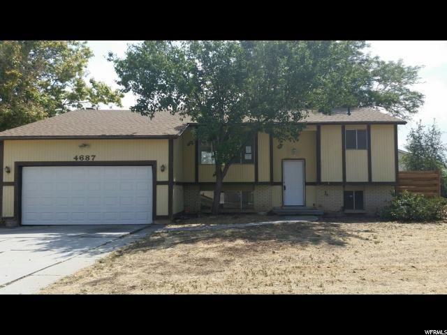 4687 Rain Tree Way, West Valley City, UT 84120 (#1482082) :: Home Rebates Realty