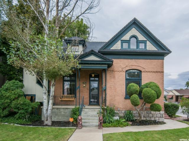 205 E Vine St, Murray, UT 84107 (#1482103) :: Home Rebates Realty