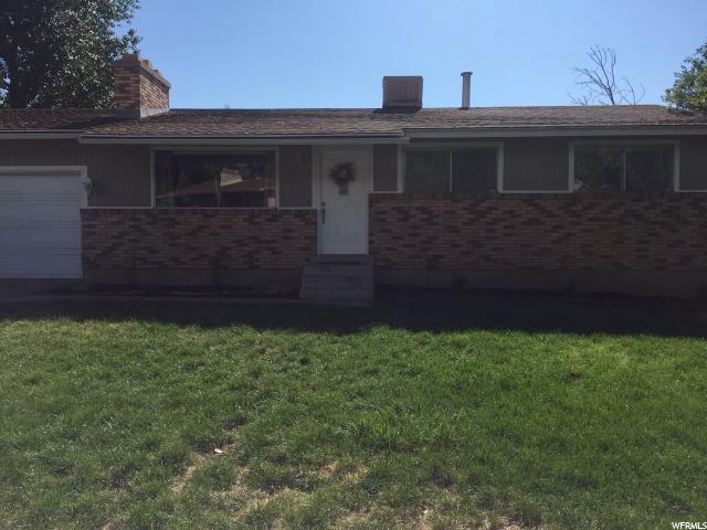 1320 E Waters Ln S, Sandy, UT 84093 (#1482128) :: The Utah Homes Team with HomeSmart Advantage