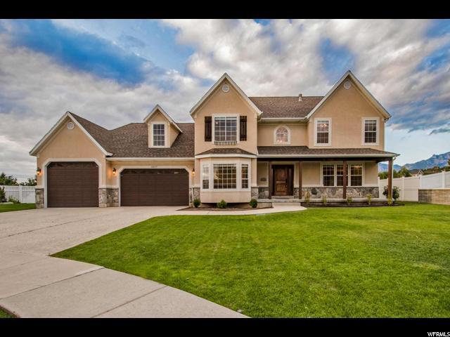 2017 E Lexington Hills Dr, Sandy, UT 84092 (#1482145) :: The Utah Homes Team with HomeSmart Advantage