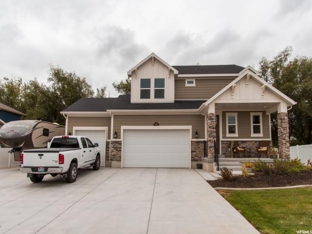 877 Cold Creek Way, Layton, UT 84041 (#1482169) :: Home Rebates Realty