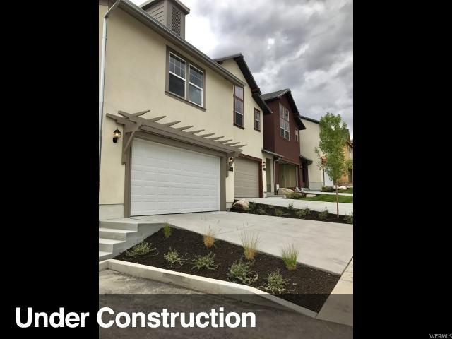 1561 E Primrose Ln N #237, Layton, UT 84040 (#1482194) :: Home Rebates Realty