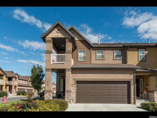 170 E Catagena Pkwy, Saratoga Springs, UT 84045 (#1482202) :: The Utah Homes Team with HomeSmart Advantage