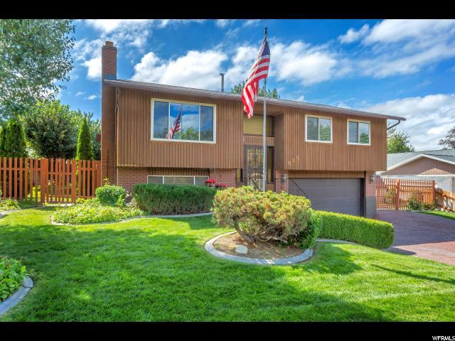 669 W Clover Crest Dr., Murray, UT 84123 (#1482224) :: Home Rebates Realty