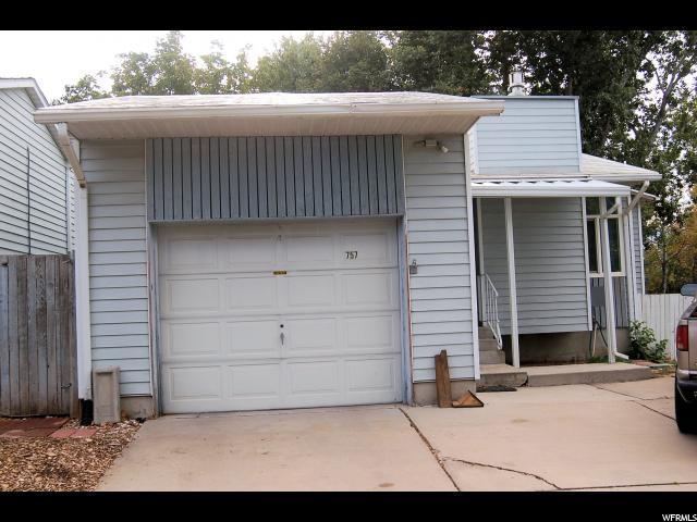 757 Lupine Way W, Farmington, UT 84025 (#1482293) :: Home Rebates Realty