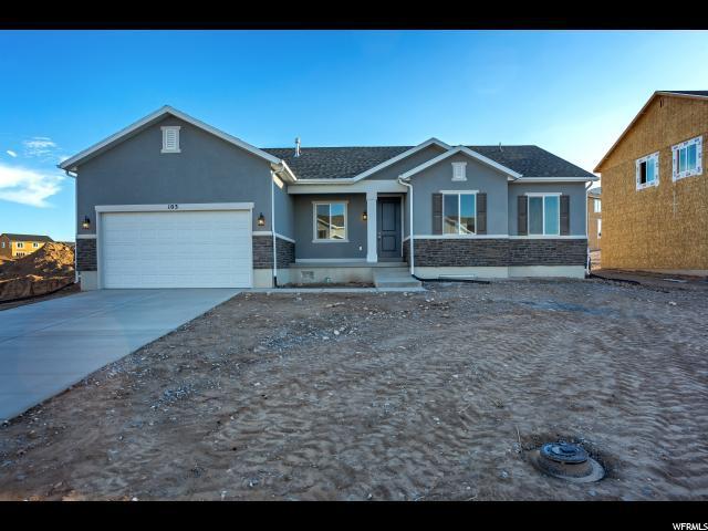 103 E Wildcat Ln S, Saratoga Springs, UT 84045 (#1482300) :: The Utah Homes Team with HomeSmart Advantage