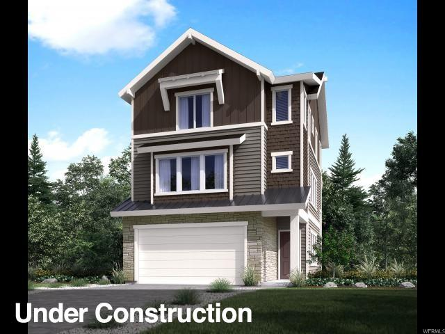7571 S Goff Cv W #321, Midvale, UT 84047 (#1482316) :: Home Rebates Realty