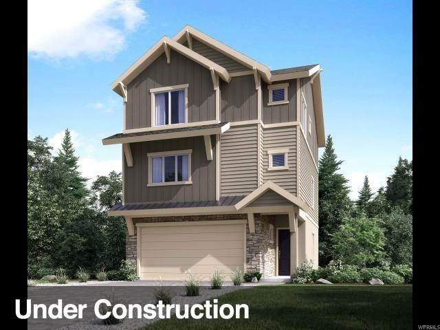 7563 S Goff Cv W #318, Midvale, UT 84047 (#1482319) :: Home Rebates Realty