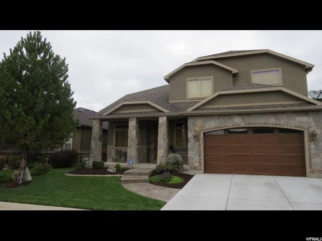 456 W Aspen Gate Ln, South Jordan, UT 84095 (#1482365) :: The Utah Homes Team with HomeSmart Advantage