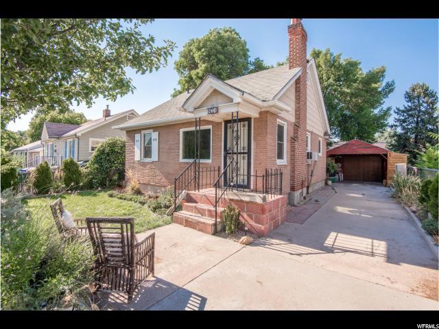 831 E Gregson Ave S, Salt Lake City, UT 84106 (#1482437) :: The Utah Homes Team with HomeSmart Advantage
