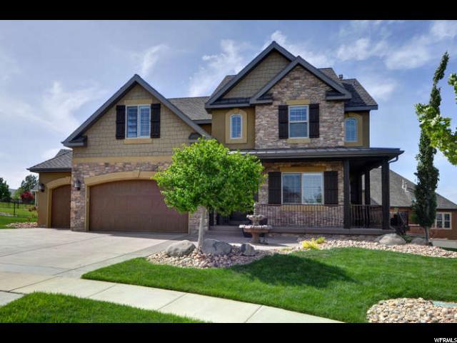2603 S Clover Cir W, Saratoga Springs, UT 84045 (#1482539) :: Eccles Group