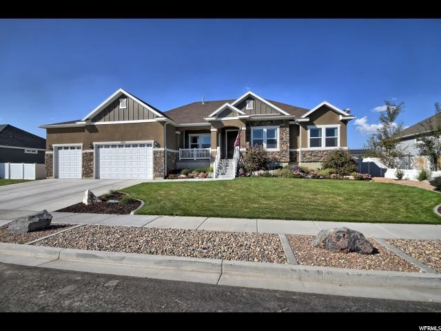 2124 W Thomas St, Lehi, UT 84043 (#1482620) :: Keller Williams Legacy