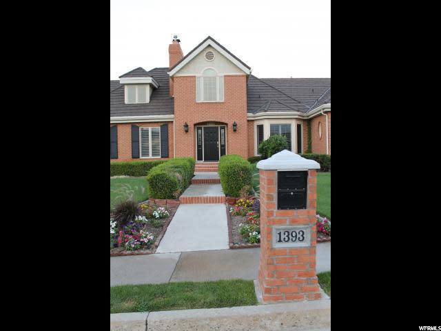1393 N 1250 St E, Lehi, UT 84043 (#1482636) :: Keller Williams Legacy