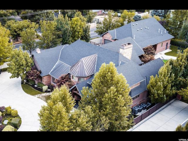6190 S Murdoch Woods Pl, Holladay, UT 84121 (#1482639) :: Keller Williams Legacy