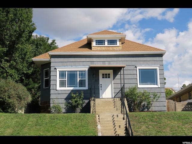 546 N Columbus E, Salt Lake City, UT 84103 (#1482643) :: Keller Williams Legacy