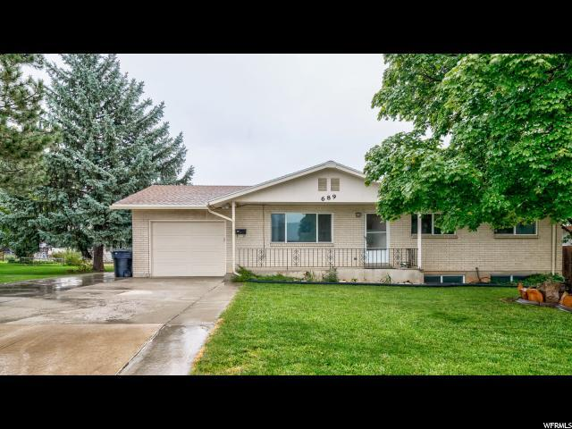 689 S 400 E, Brigham City, UT 84302 (#1482661) :: Keller Williams Legacy