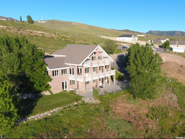 320 Old Farm Ln, Coalville, UT 84017 (MLS #1482871) :: High Country Properties