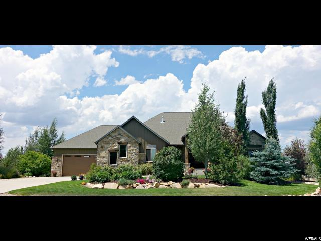 279 Wild Willow Dr, Kamas, UT 84036 (MLS #1483108) :: High Country Properties