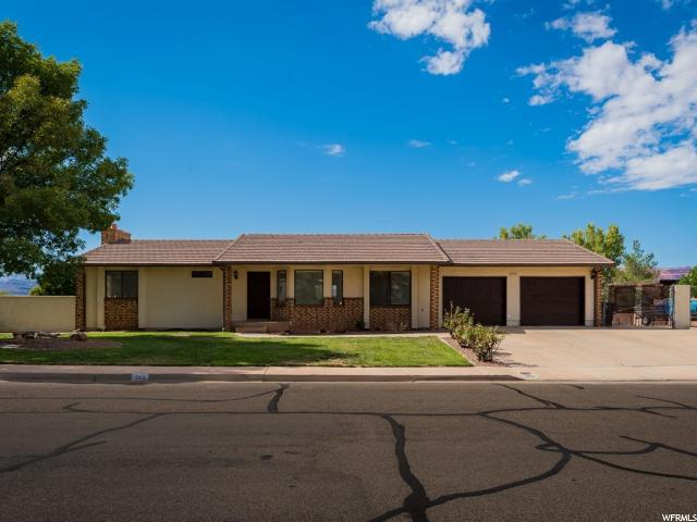 1253 N 1390 W, St. George, UT 84770 (#1483288) :: Exit Realty Success