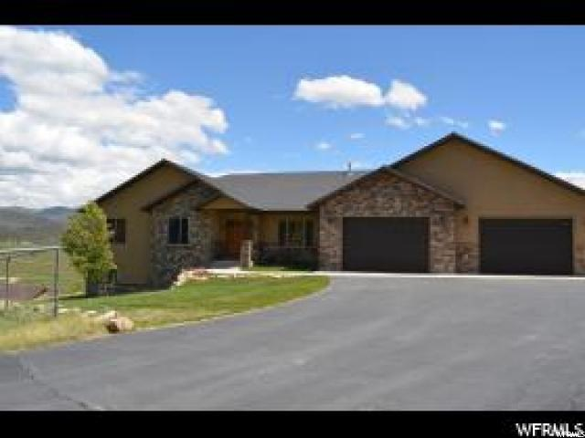 316 Fox Run Holw, Wanship, UT 84017 (MLS #1483750) :: High Country Properties