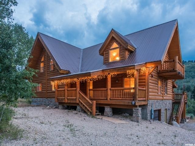 9904 Deer Creek Dr #1733, Heber City, UT 84032 (MLS #1483937) :: High Country Properties