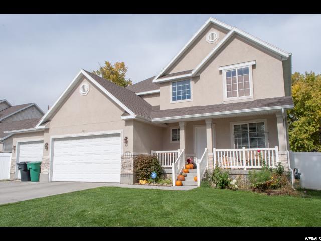 264 W Noah Cir, Murray, UT 84107 (#1483998) :: Rex Real Estate Team